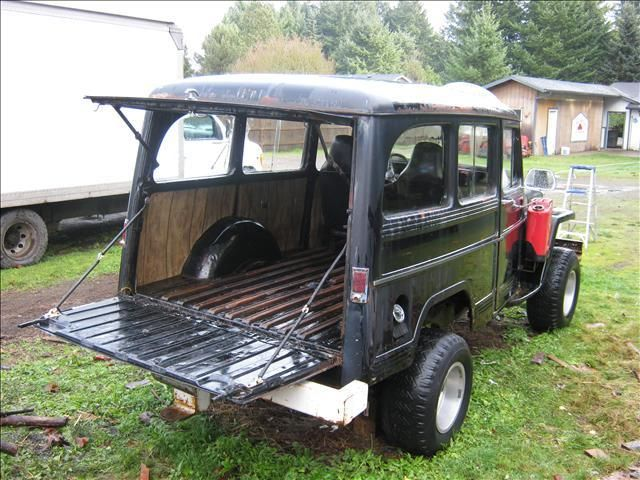 Willys Wagon For Sale 1956 Willys Jeep Wagon 4 000 Add To Your