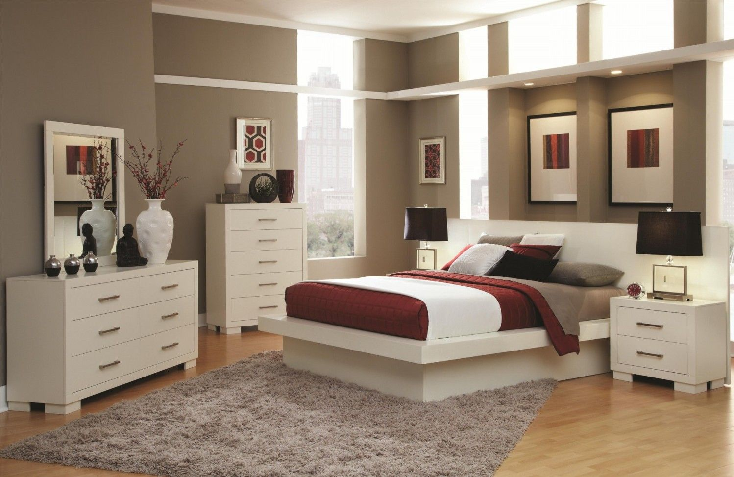 Have you considered using white bedroom furniture find out why you