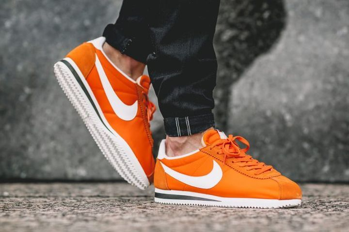 "size 40 80cb1 101cc Nike Cortez Nylon ""Clay Orange"""