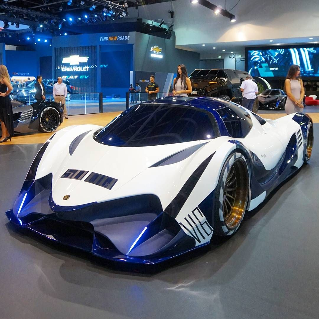 Lamborghini Sport: Devel Sixteen...12.3 L V16 Quad Turbo 5,000HP