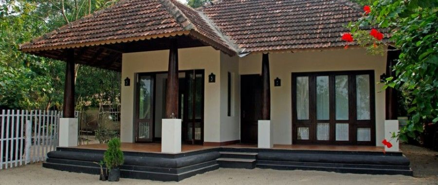 Kerala home kerala architecture for Traditional indian house designs