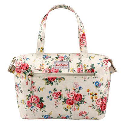 Spray Flowers Small Zipped Handbag Bags Handbag Womens Designer Bags Bags