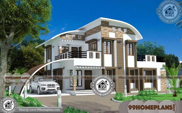 Small Affordable Home Plans 90 Modern Double Storey House Plans Kerala House Design Double Storey House Plans Double Storey House
