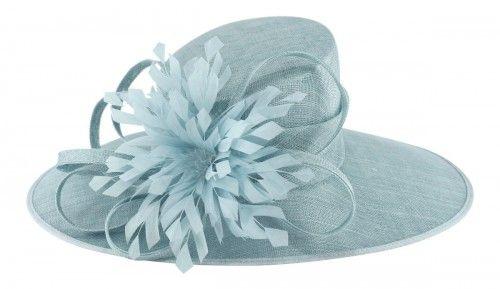 1fdd7a0c718b2 Failsworth Millinery Events Hat in Surf | wonderful hats | Ascot ...