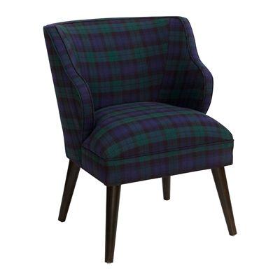 Marvelous Skyline Furniture 96 1 Mid Century Modern Accent Chair Machost Co Dining Chair Design Ideas Machostcouk