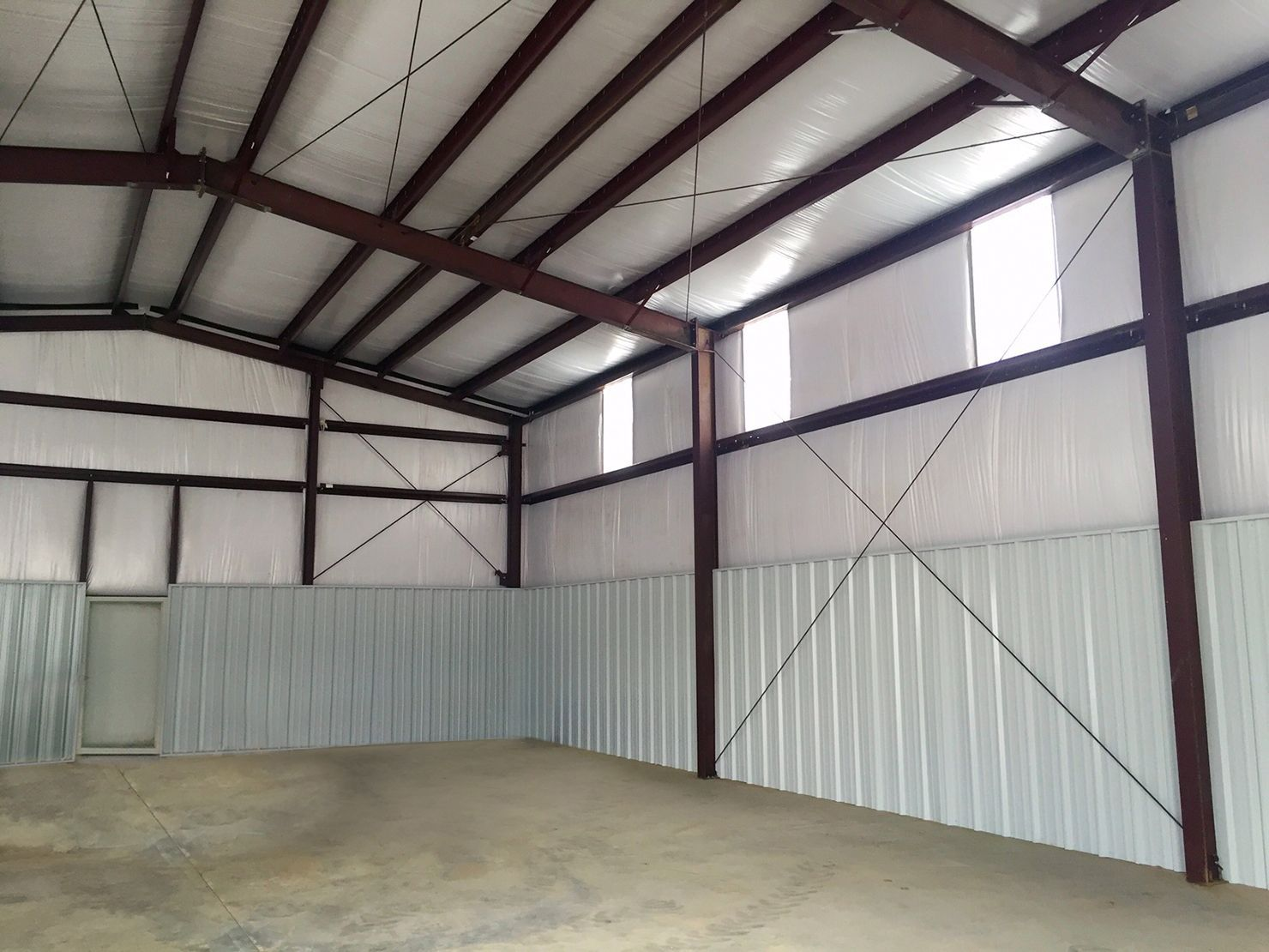 Metal Building Accessories and Components #steelbuildings Metal Building Components & Accessories | General Steel #metalbuildinghomes