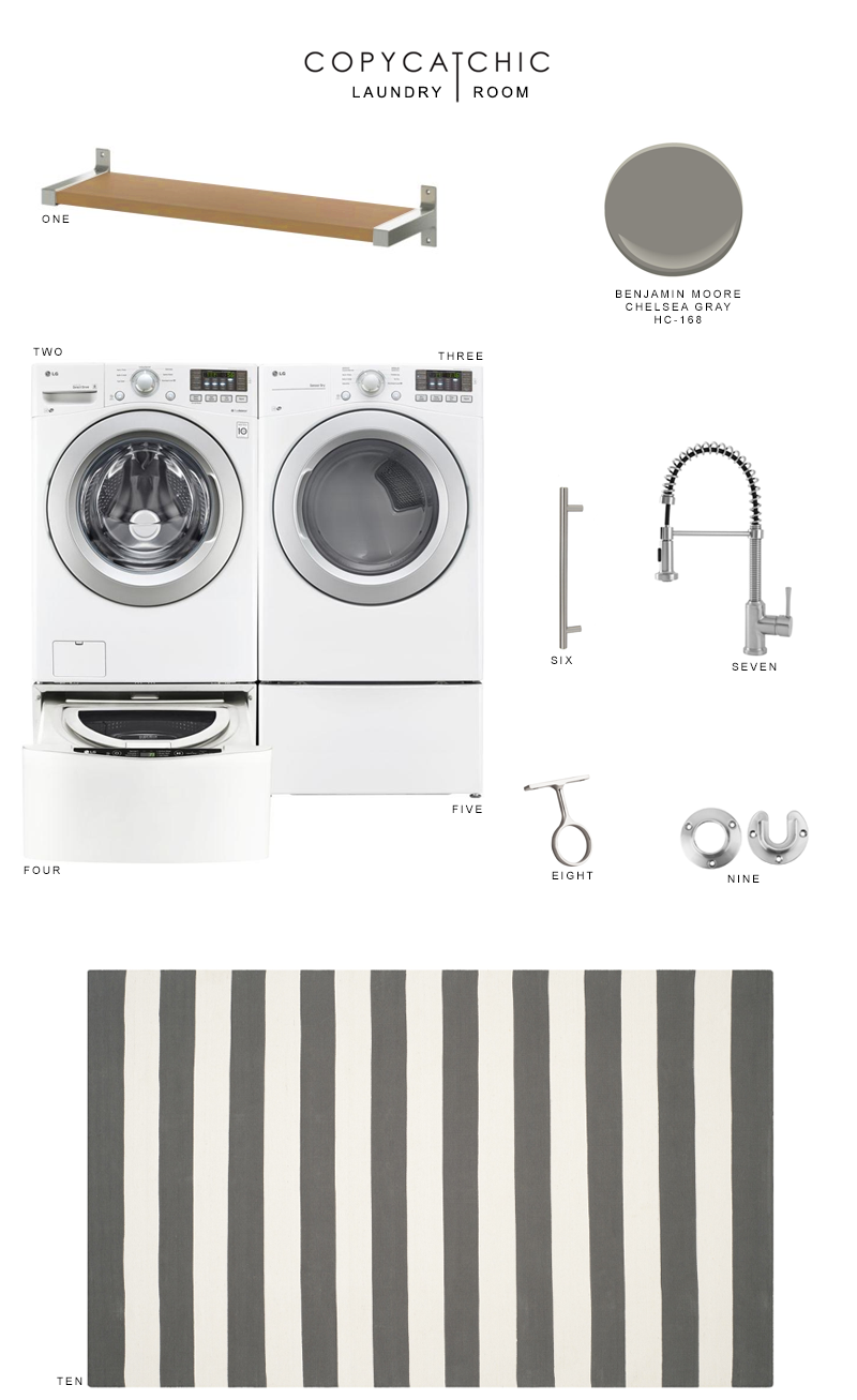 A Chic Laundry Room Design With Lg Laundry Room Laundry Room