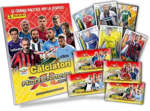 Collezione Carte Calciatori Adrenalyn Xl 2018 2019 Panini Uscita Scambio Calciatori Immagini Storiche Supereroi