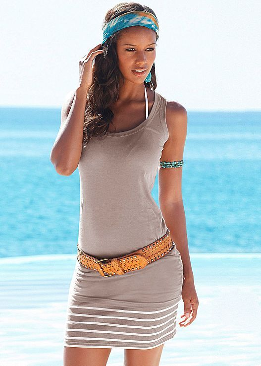 Summer Skirt And Shirt Set By Venus