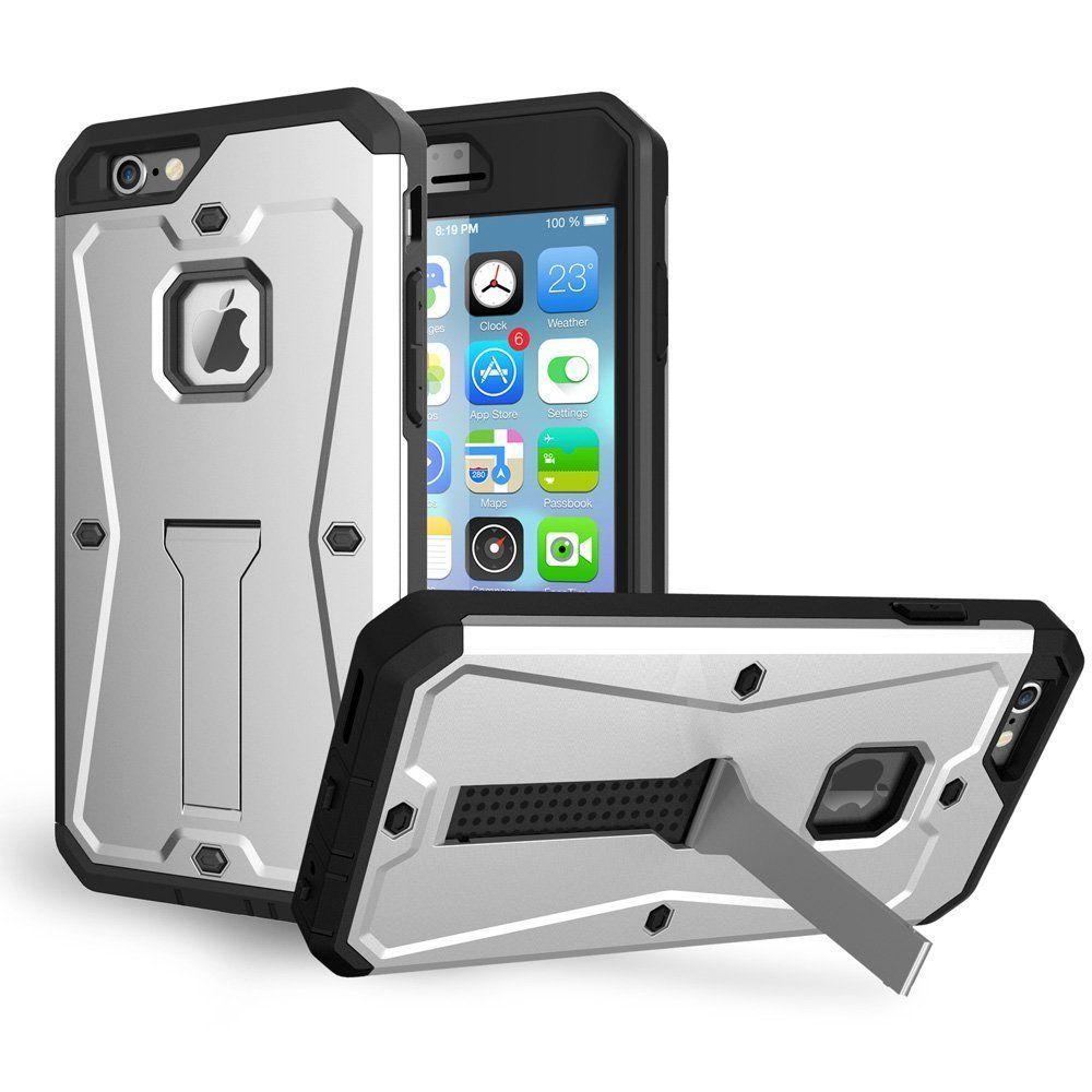 Iphone 6s Plus Iphone 6 Plus Case 5 5 Dios Case Tm Heavy Duty 3 In 1 Ultra Combat Armor Built In Screen P Phone Case Cover Iphone 6 Plus Case Iphone Cases