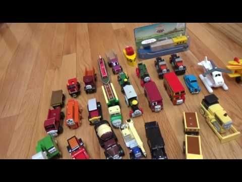 Thomas Wooden Railway Non Rail Vehicles Collection 41017