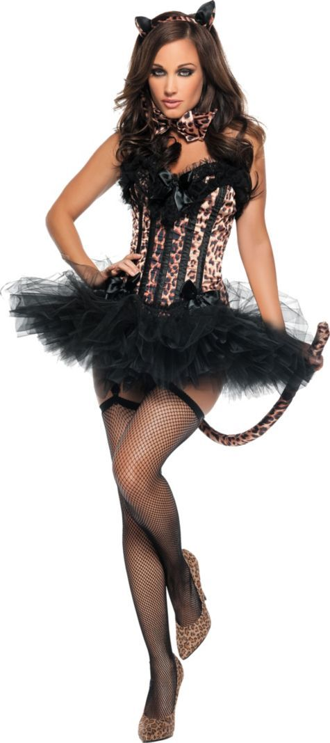 2f97d602b00 Adult Carousel Sexy Leopard Costume - Party City