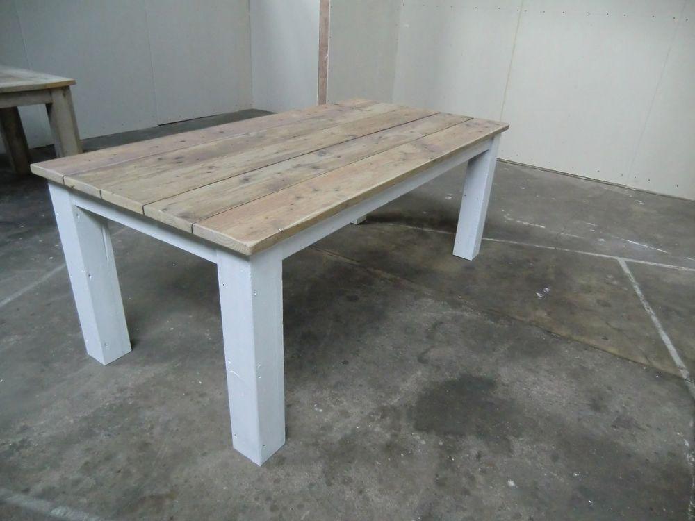 Tisch Möbel Esstisch Küchentisch 200 - 100 - 76 Bauholz Möbel - mbel aus bauholz selber bauen