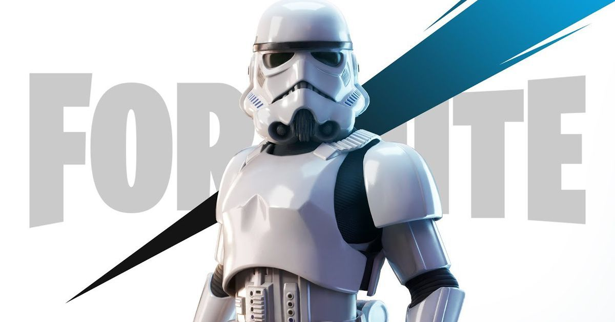 Fortnite Will Get Stormtrooper Costumes In New Star Wars Crossover Stormtrooper Imperial Stormtrooper Fortnite