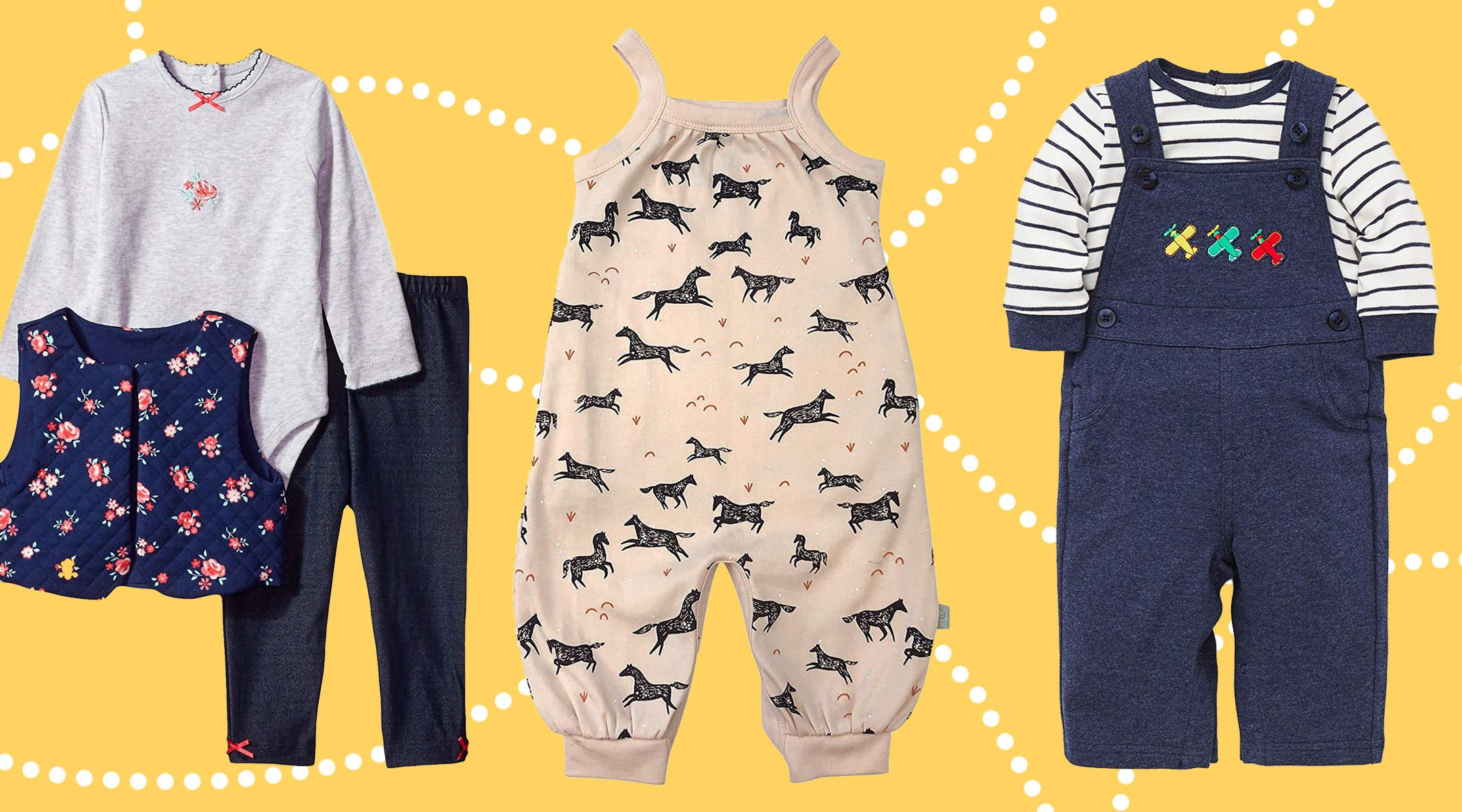 Amazon Baby Clothes: 5 Picks from the Best Brands  Amazon baby