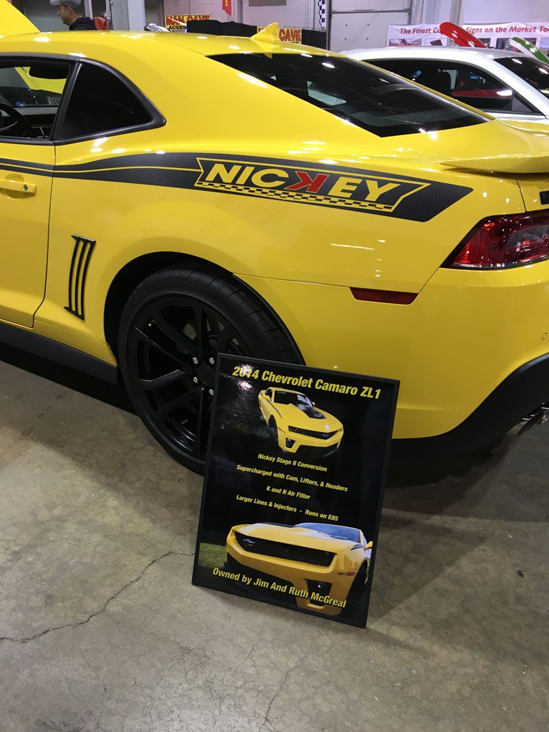 Muscle Car Corvette Nationals Displays Places To Visit - Best car shows