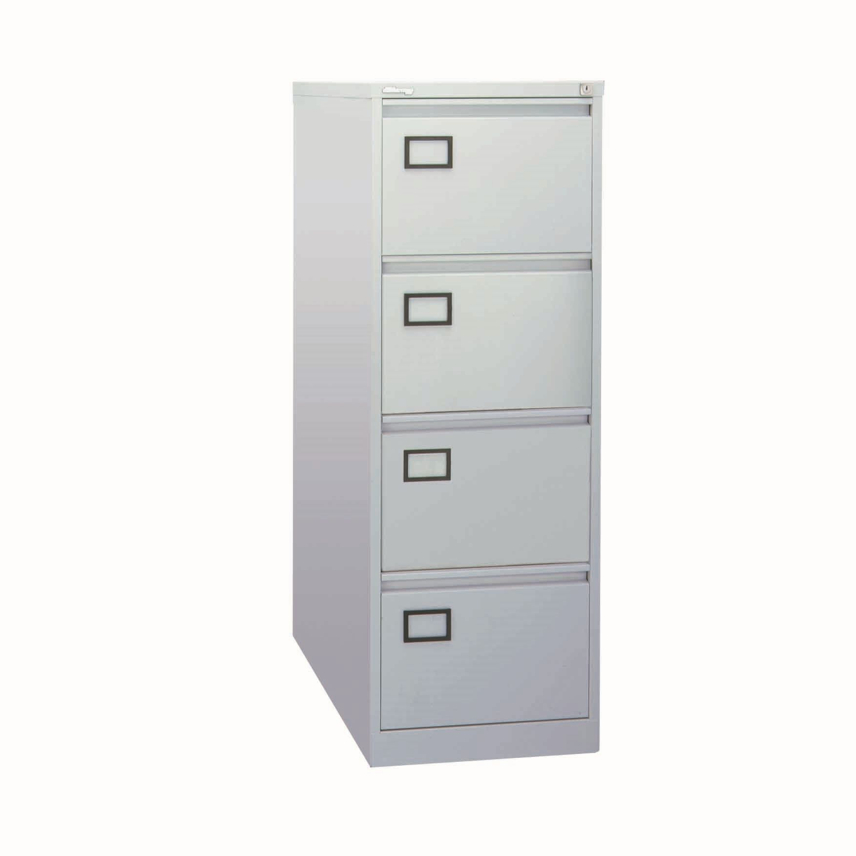 4 Drawer Locking Filing Cabinet
