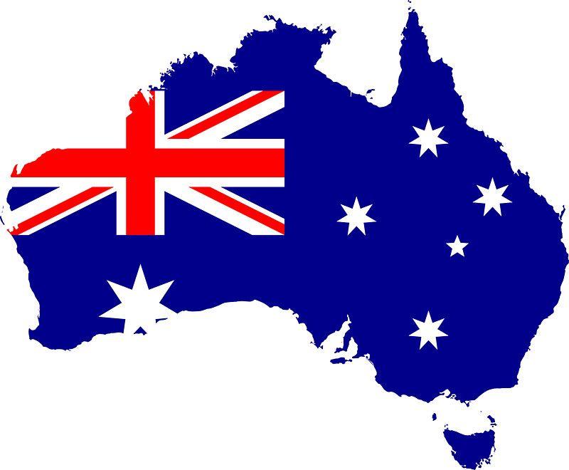 Australia Flag Map Happy Australia Day Australia Flag Australia Map