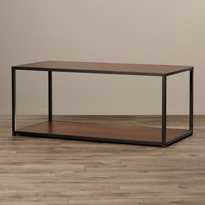 Found It At Wayfair Industrial Coffee Table Mom And Dads New - Wayfair industrial coffee table