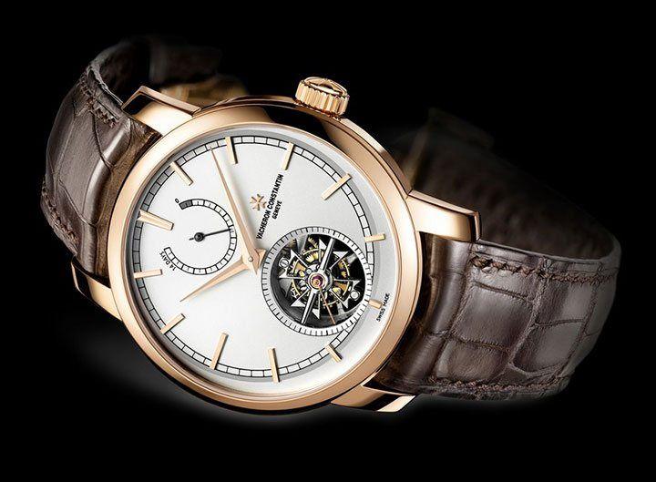 Vacheron Constantin relógio tourbillon