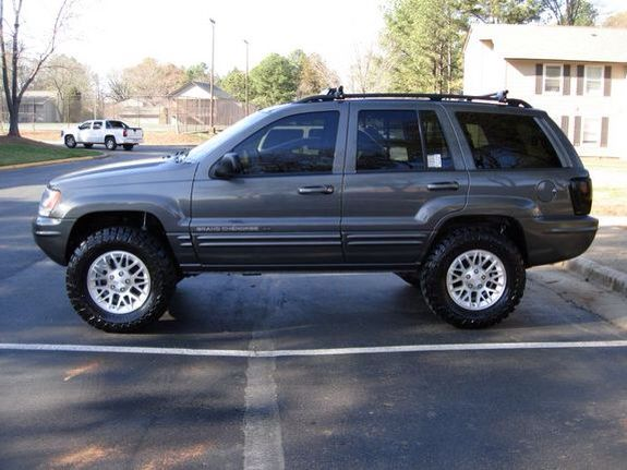 Jeep Wj A Few Modifications And This One Will Be Great Jeep
