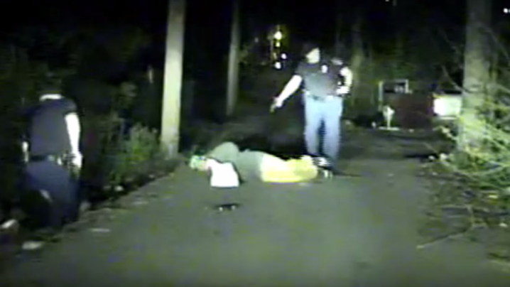 Birmingham Police Officer Daniel Aguirre may lose the Combat