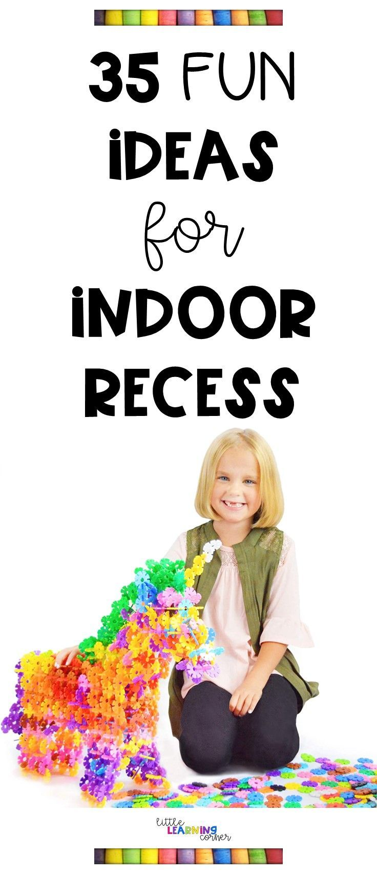 35 Ideas for Indoor Recess Games in 2020 Indoor recess