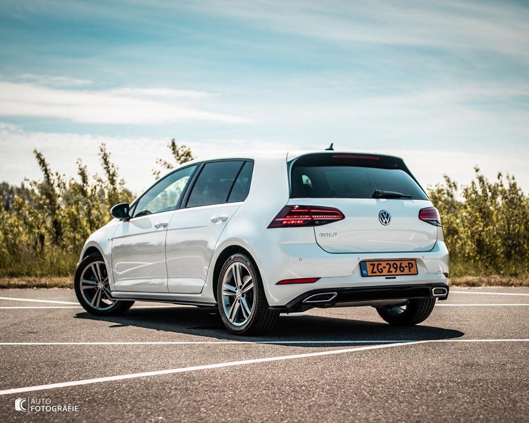 Volkswagen Golf R Line Werkendam Volkswagen Golf Golf Car Sports Cars Luxury
