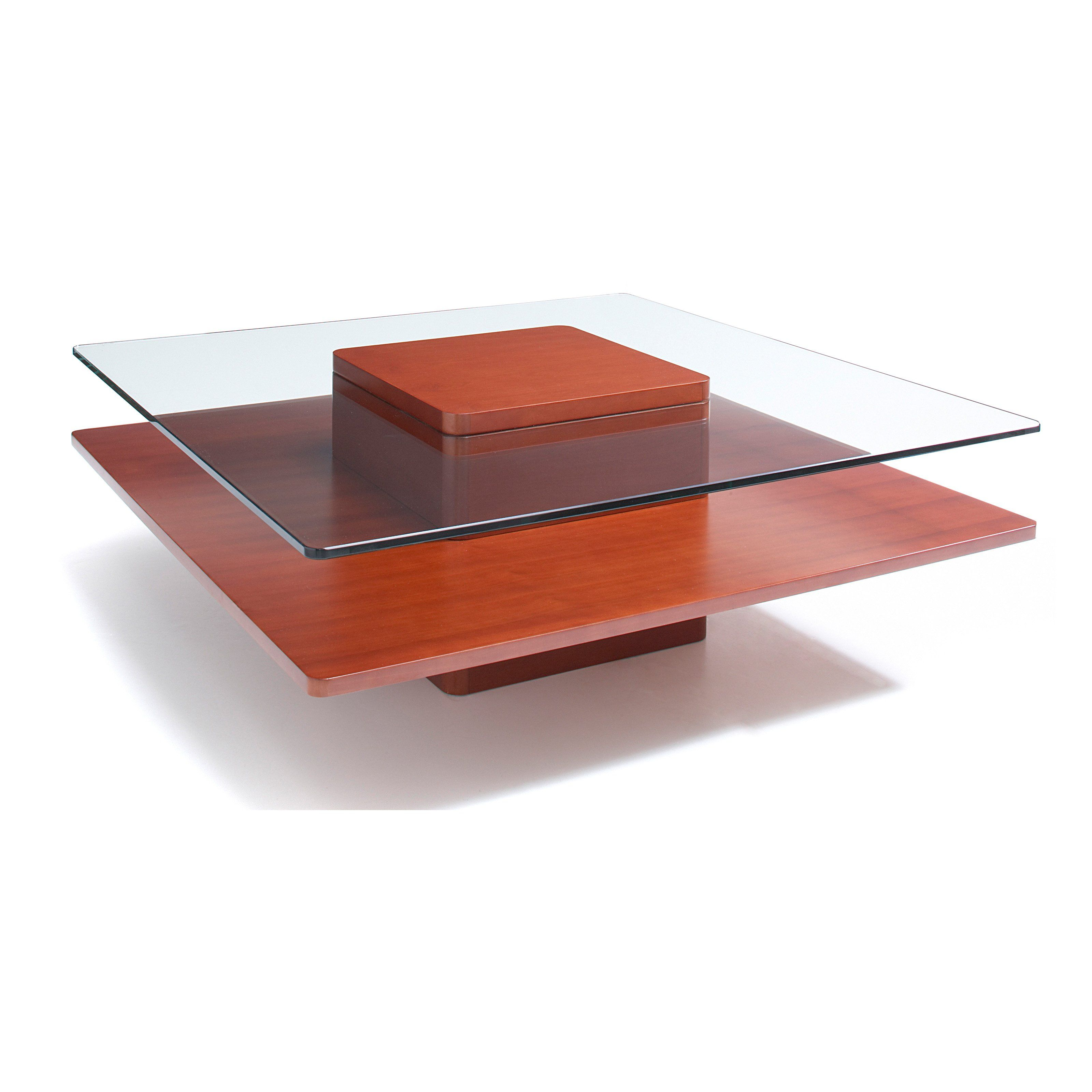 Have To Have It Jesper Pure Home Square Cherry Wood And Glass Coffee Table 499 Coffee Table Square Glass Wood Coffee Table Coffee Table [ 3200 x 3200 Pixel ]