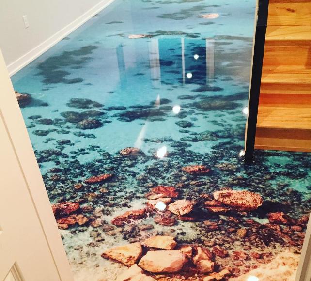 Image result for 3d epoxy floors Epoxy floor 3d, Epoxy
