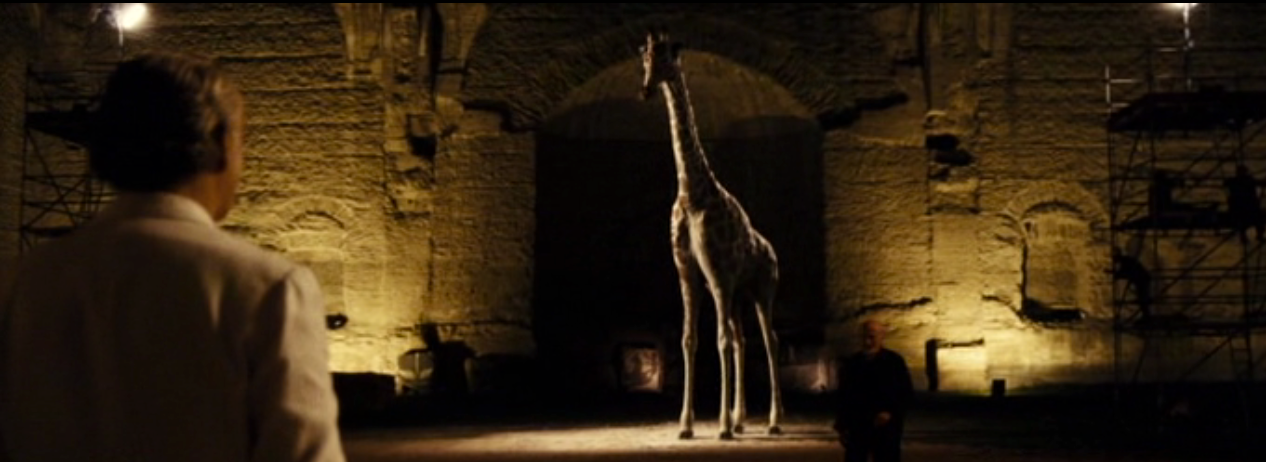 La Grande Bellezza Giraffe Scene | Cinema | Pinterest | Giraffe ...