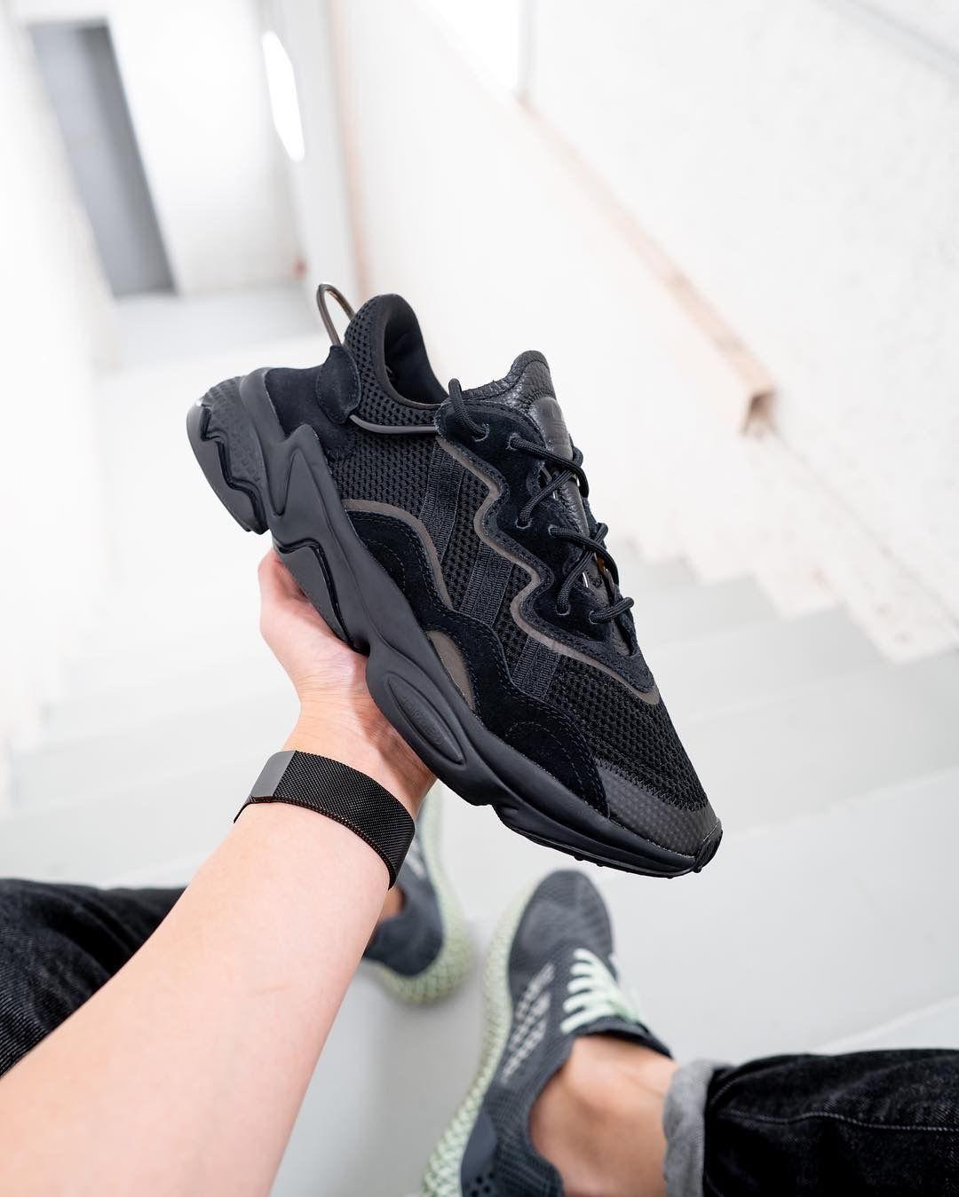 adidas ozweego adiprene noir