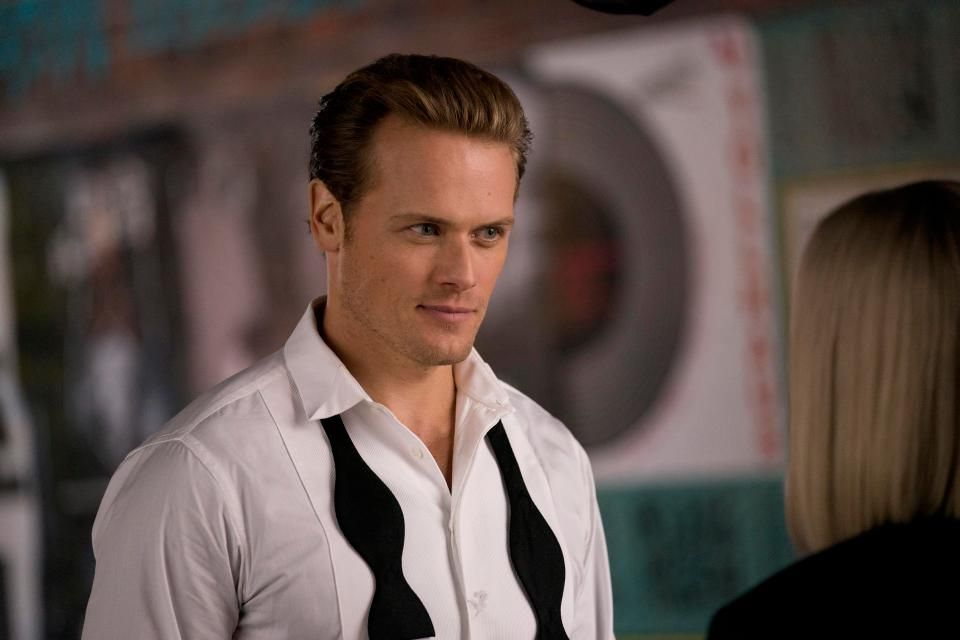 Sam Heughan Tipped To Be First Scottish James Bond Since Sean