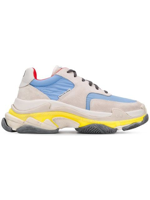 02414ebb9eb0 Balenciaga Triple S Sneakers - Farfetch Size 36