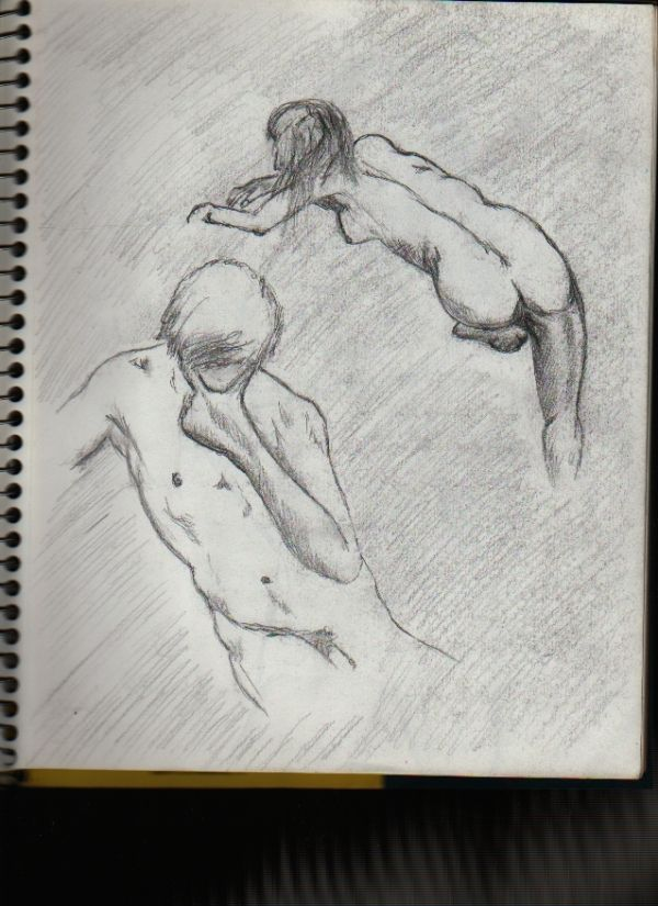How To Draw Human Anatomy For Beginners Alphonso Dunn Pinterest