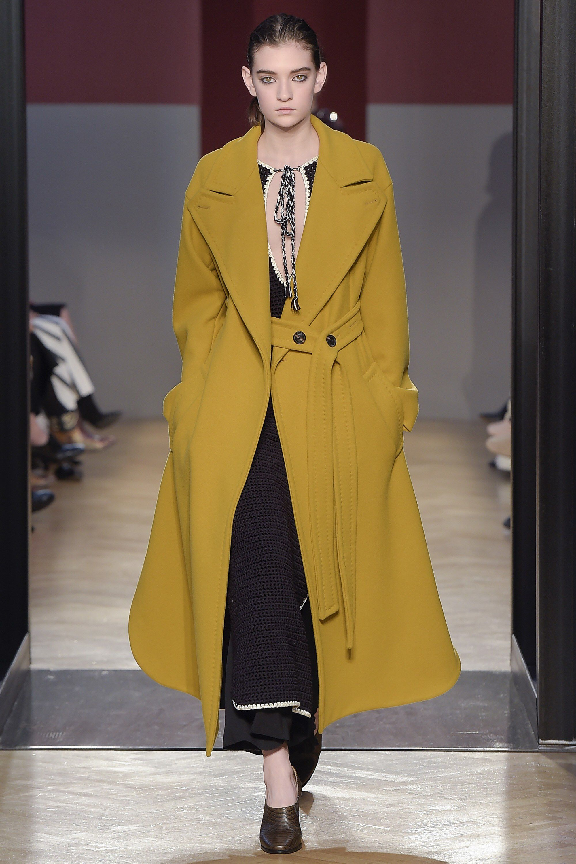 Sportmax - Fall 2016 Ready-to-Wear