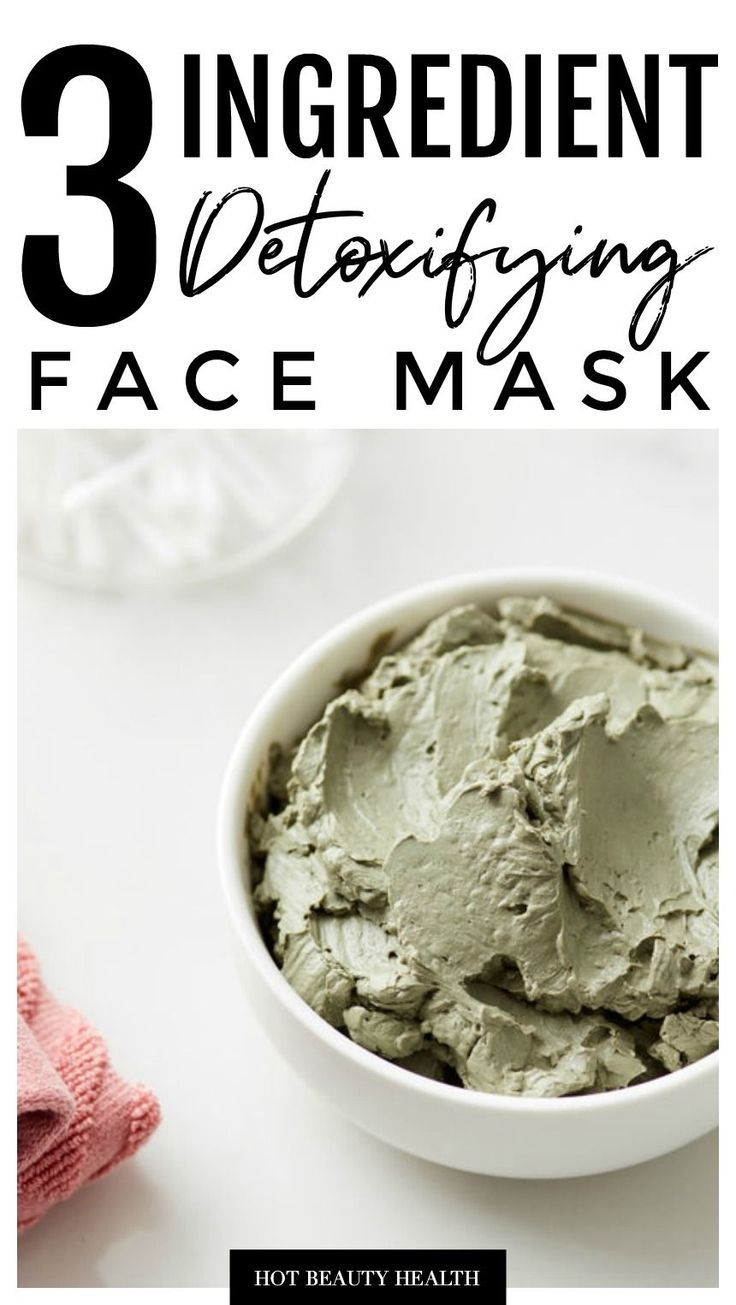 3 DIY Face Masks For Healthy, Glowing Skin