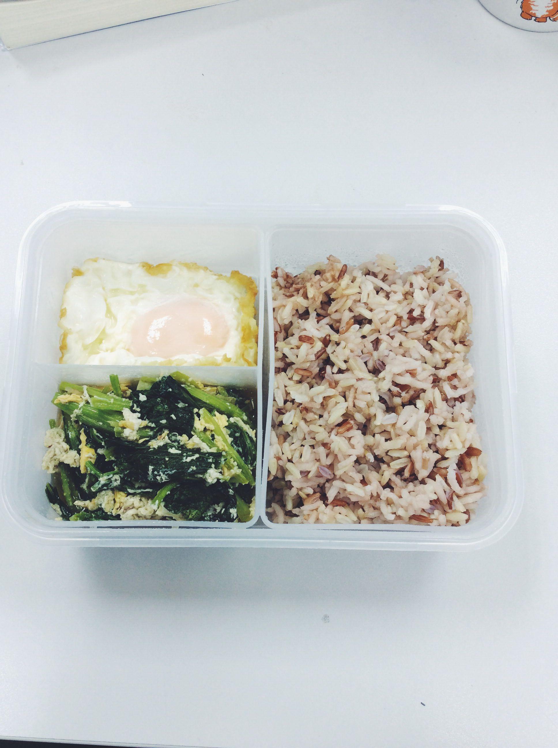 Organic bento Thai style