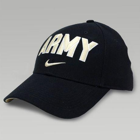 0f23ab5657f Nike Army Canvas Team Cap