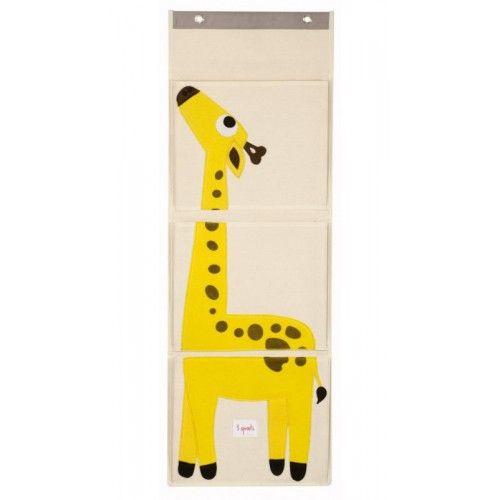 Organizador de pared jirafa - 3sprouts