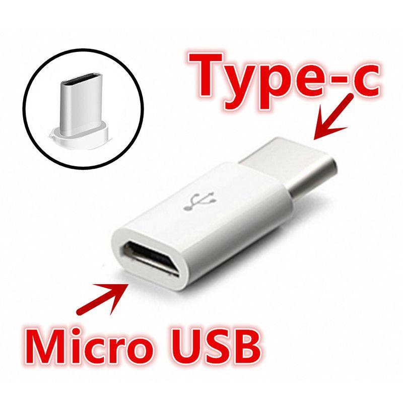 Fffas Usb Kabel Mini Micro Usb Vrouwelijke Naar Type C Mannelijke 3 1 Type C Kabel Adapter Charger Data Sync Usb C Converter Voor Xi Usb Micro Usb Phone Cables