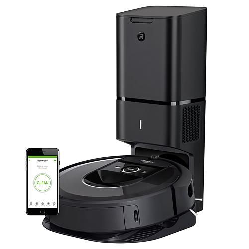 Irobot Roomba I7 3 Stage Cleaning Vacuum W Automatic Dirt Disposal 9287844 Hsn Irobot Roomba Roomba Vacuum Irobot