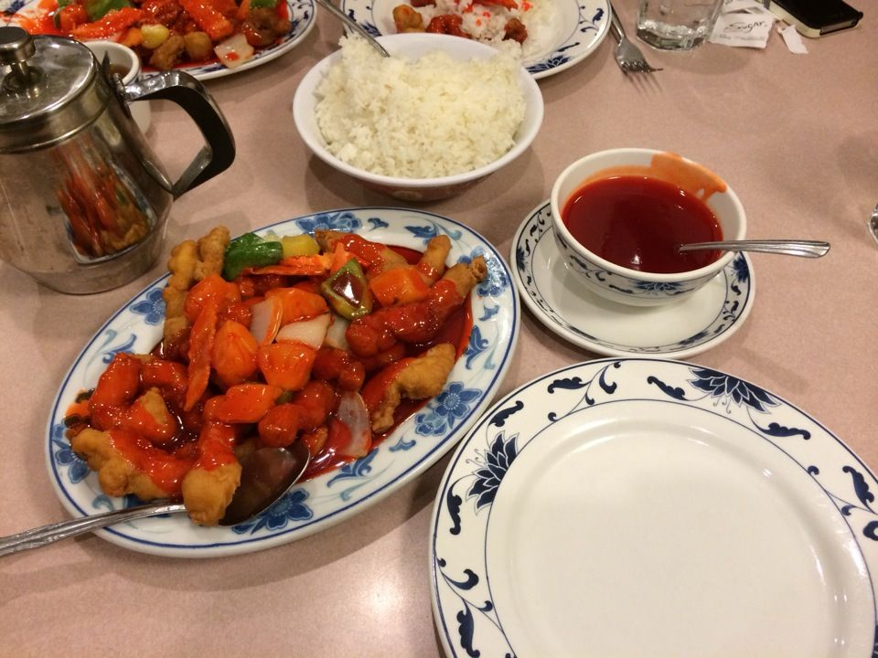 Hunan Garden is a popular local Chinese Restaurant. The