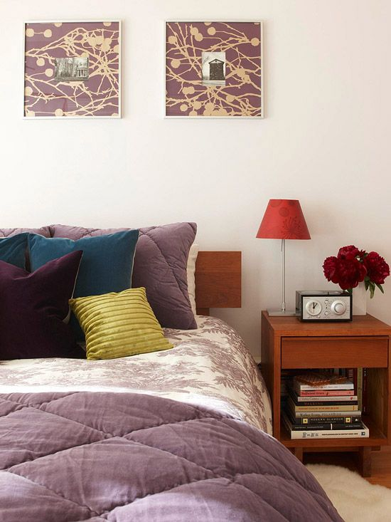 Freshen your bedroom with low cost updates for the home - Low cost bedroom decorating ideas ...