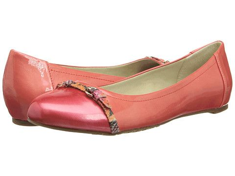 Soft Style Delsie Dark Coral Cloud Patent/Rose Cloud Patent - Zappos.com Free Shipping BOTH Ways