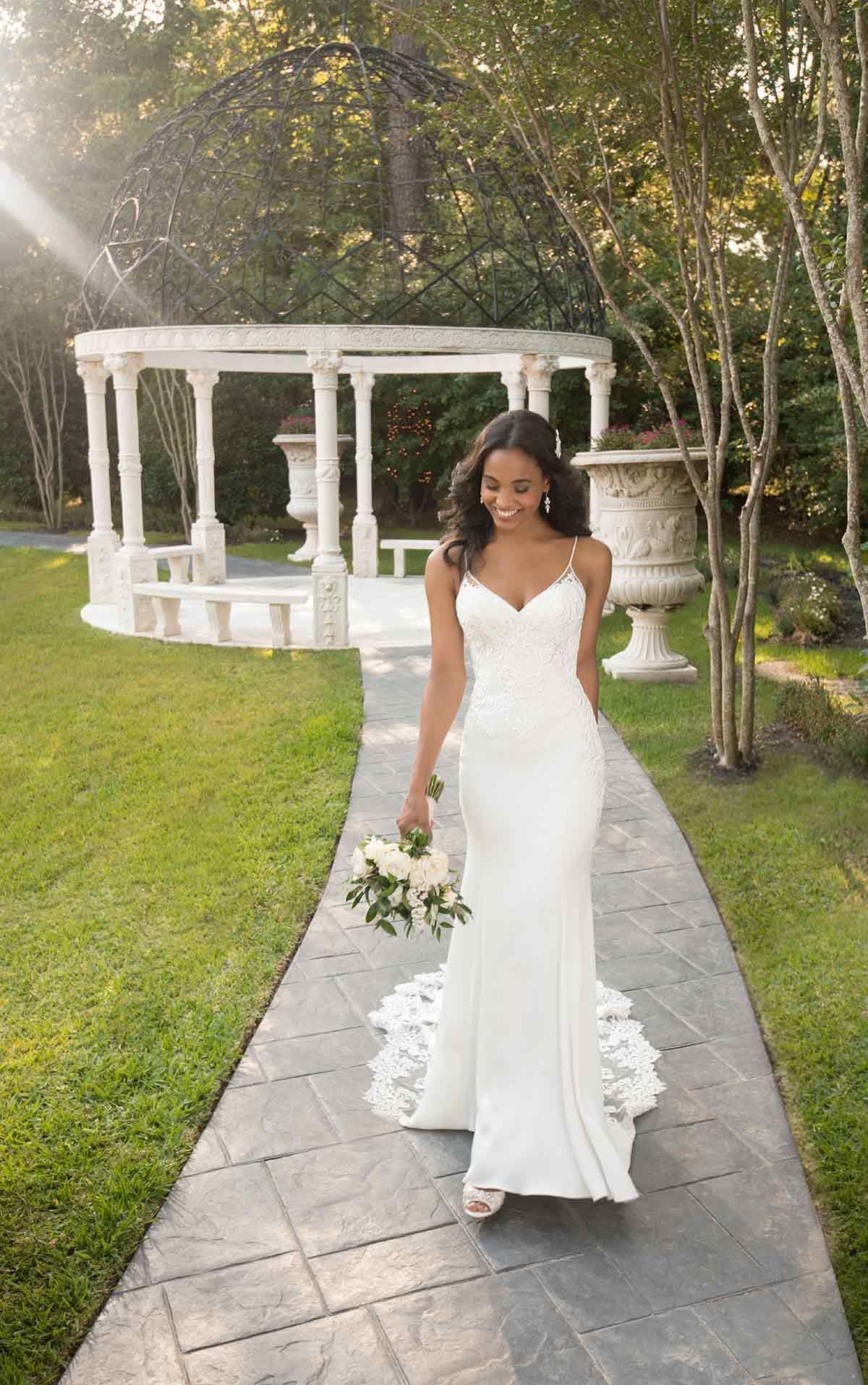 7497326a17c Sexy Beach Wedding Gown - Stella York Wedding Dresses in 2018 ...