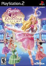 Boxshot Barbie 12 Dancing Princesses Used By Activision