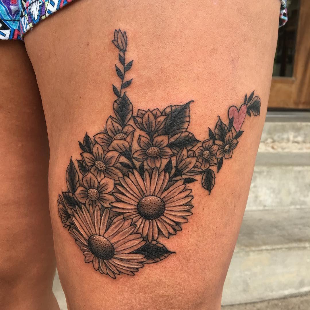 Pin by Karla Sandman on tattoos State tattoos, Wrist