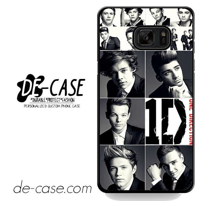 Personalized Top Band One Direction DEAL-8540 Samsung Phonecase Cover For Samsung Galaxy Note 7