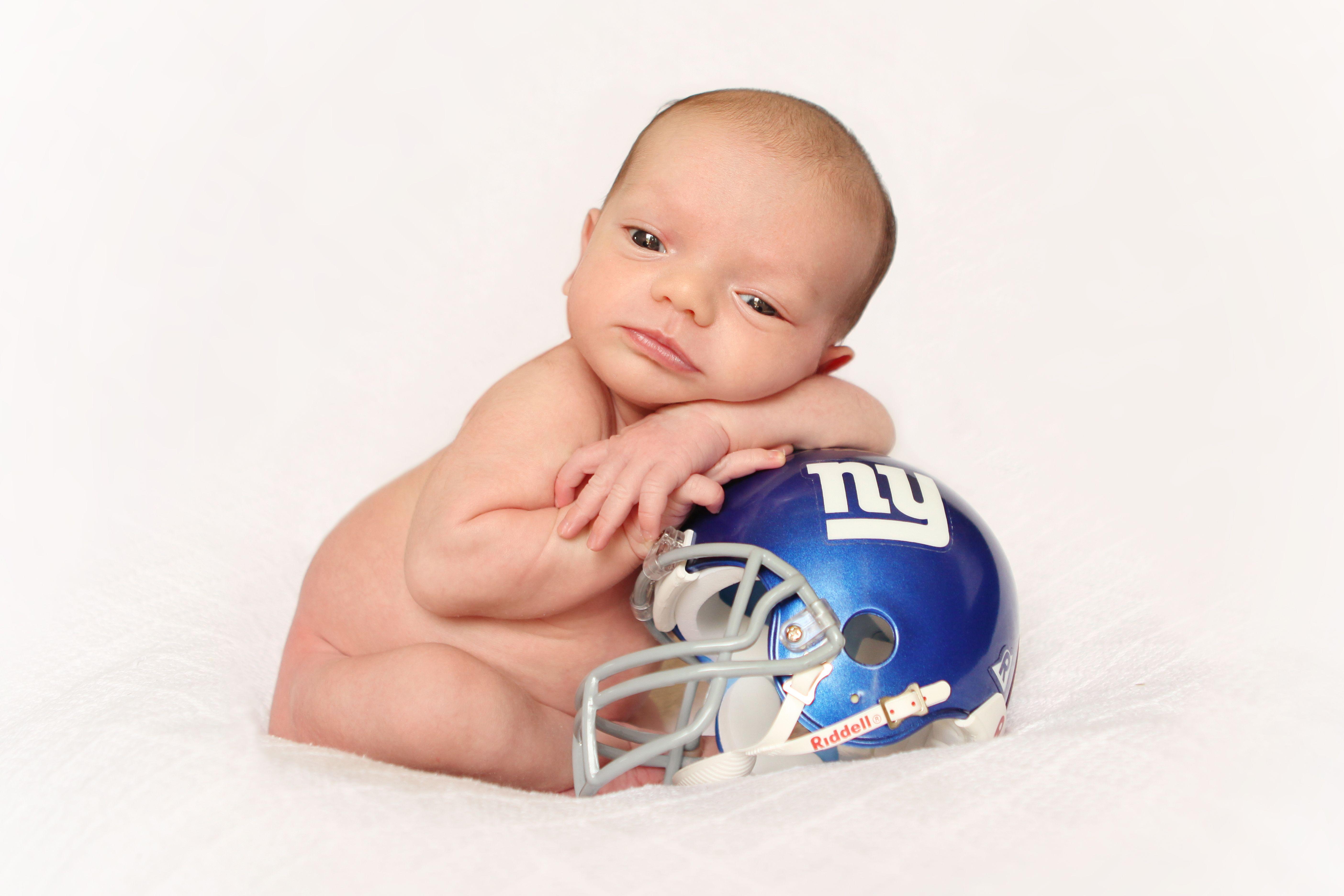 NY Giants Baby graphy Pinterest
